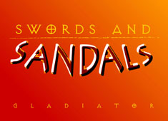 Swords and Sandals game